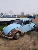 1973 VW beetle.