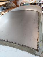 1964 kombi roof repair