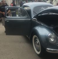 Rare Vintage Air VW d'Elegance