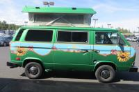 flower van