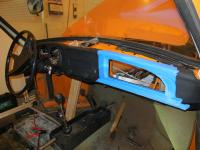1972 Ghia Coupe Dash Rebuild