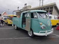 Original paint Turquoise 1962 Double Cab