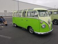 Bright Green 21-Window