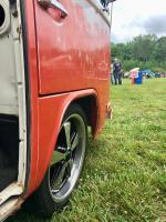 Vee Dub Nut's 74 Late Bay Transporter