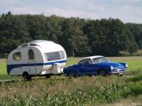 Ghias towing trailers