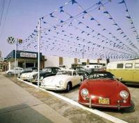Vintage dealership pic