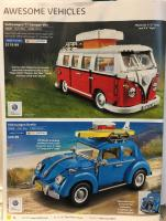 Summer 2019 Lego Catalog with Bug and Bus