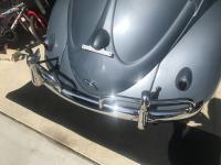 1955 strato silver new bumpers