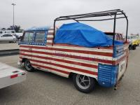 American Flag Double Cab