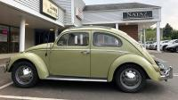 Doug the '60 Bug out for dinner in North Branford, CT, Wednesday, June 5th, 2019