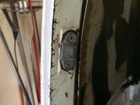 Rear hatch gaps