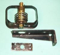Thermostat bracket modification