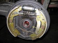 Vanagon rear brake