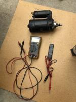 Volt meters