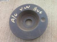 A/C crankshaft pulley