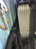 oil cooler tin