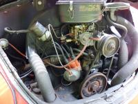 VW engine from 1970 bug convertible