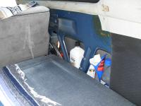 Vanagon Rear Storage