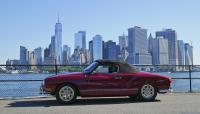 Ghia on Governors Island