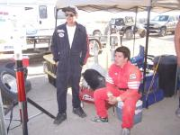 DustyMojave's son Warren with AGS Racing 5/1600