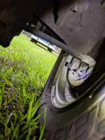 vw thing brake adjustment stuff