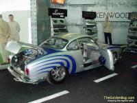 Stolen '68 Ghia