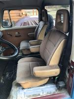 Vanagon swivel seats install