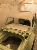 getting paint on the Birchgreen 63