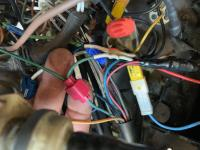 vanagon wiring process