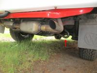 RMW exhaust system