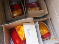 NOS Hella tail lights 4-bulbs style