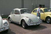'66 Pearl White Bug