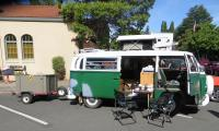 "Bay Window Campers at ""Camp & Shine"" Lakeport, CA, June 15th 2019"