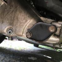 license hatch oil filler fitting