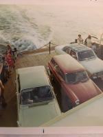 69 SB on a ferry