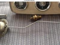 Moto meter Temperature gauge