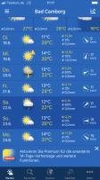 bad camberg 2019 weather forecast