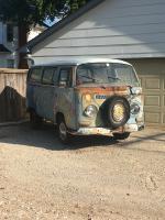 Hippy bus