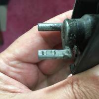 key code from door handle