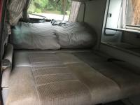 DIY Westfalia mattress toppers
