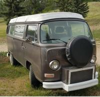 Diesel AHU complete exterior