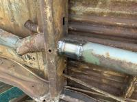Undercarriage metal work