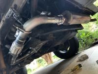 VW  Vanagon Westfalia Syncro 2.0 ABA exhaust