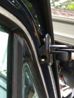 Truck mirror - mistake fix