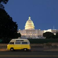 Tub Bus and the Capitol