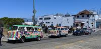 bay-window tour buses in SF