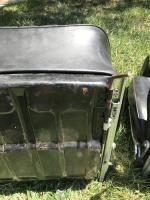 1971/1972 Porsche 911 LWB Recaro Comfort seats