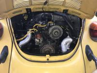 Super Beetle with Fuel Injection
