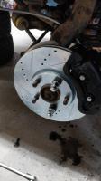 g60 brake install