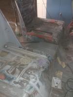 body welding and sanding